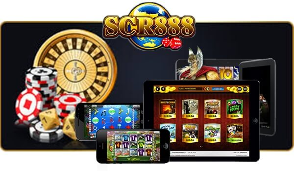 SCR 888 Slots