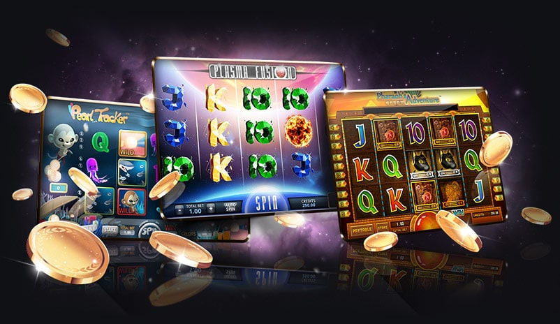 ใช้ประโยชน์จาก Slot Machines Online - ชนะสล็อตแมชชีน